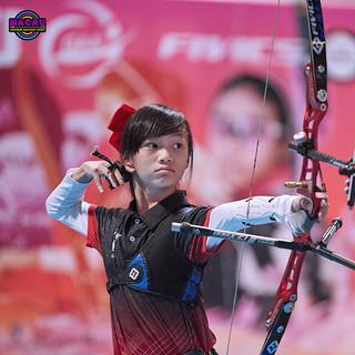 Macau Indoor Archery Open 2019 D3 528ky.