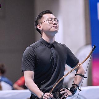 Macau Indoor Archery Open 2019 D2E 375ky