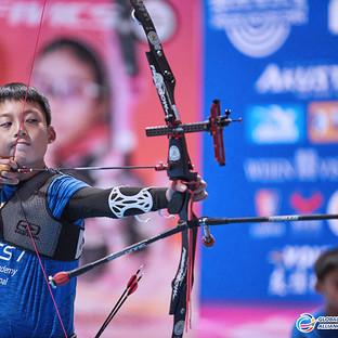 Macau Indoor Archery Open 2019 D3 554ky.