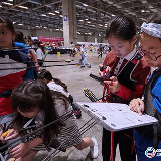 Macau Indoor Archery Open 2019 D3 217ky.