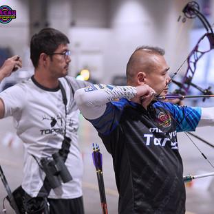 Macau Indoor Archery Open 2019 D1E 175ky