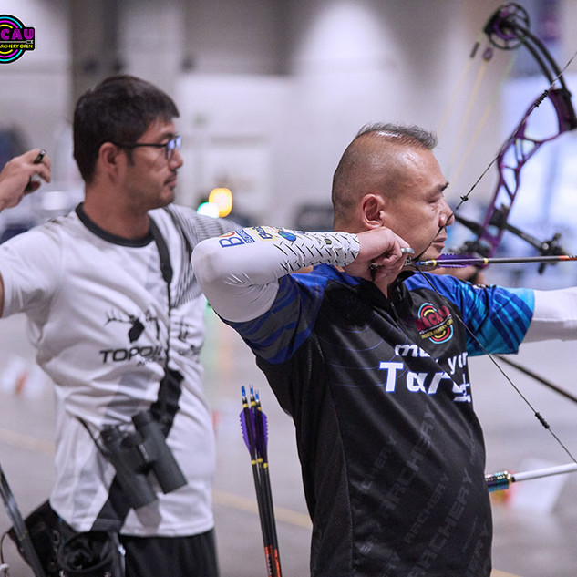 Macau Indoor Archery Open 2019 D1E 175ky