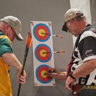 Macau Indoor Archery Open 2019 D1E 241ky
