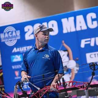 Macau Indoor Archery Open 2019 D2E 293ky