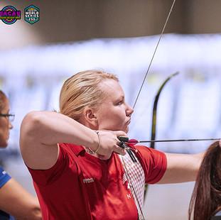 Macau Indoor Archery Open 2019 D3 284ky.