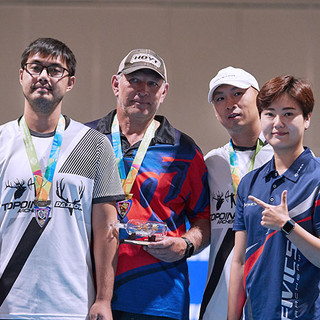 Macau Indoor Archery Open 2019 D2E 411ky
