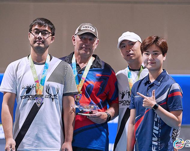 Macau Indoor Archery Open 2019 D2E 411ky
