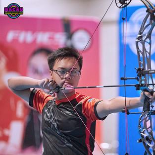 Macau Indoor Archery Open 2019 D4 307ky.