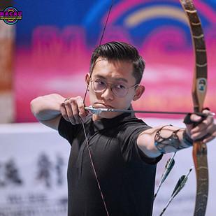 Macau Indoor Archery Open 2019 D2E 368ky