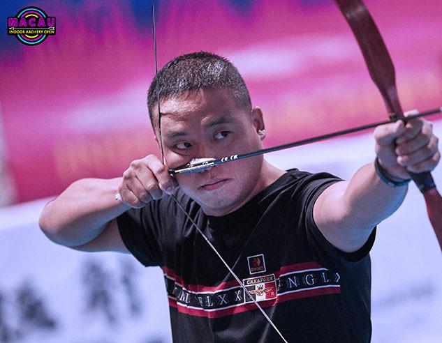 Macau Indoor Archery Open 2019 D2E 341ky