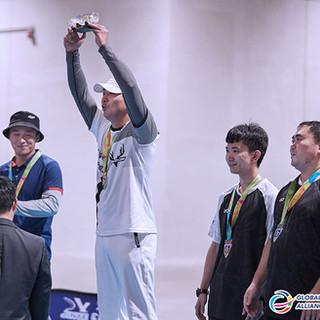 Macau Indoor Archery Open 2019 D4 545ky.