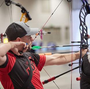 Macau Indoor Archery Open 2019 D3 346ky.