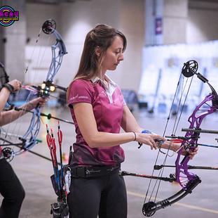 Macau Indoor Archery Open 2019 D3 173ky.