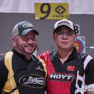 Macau Indoor Archery Open 2019 D3 481ky.