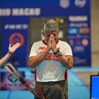 Macau Indoor Archery Open 2019 D2E 005ky