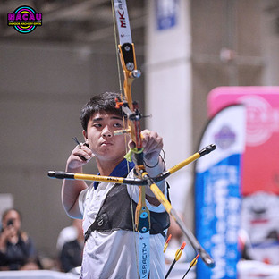 Macau Indoor Archery Open 2019 D4 172ky.