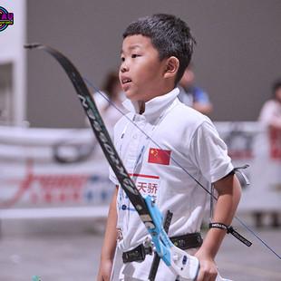 Macau Indoor Archery Open 2019 D3 105ky.