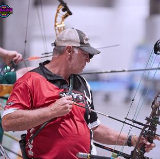 Macau Indoor Archery Open 2019 D1E 200ky