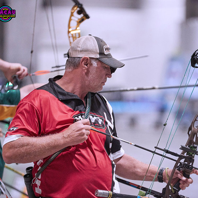 Macau Indoor Archery Open 2019 D1E 200ky