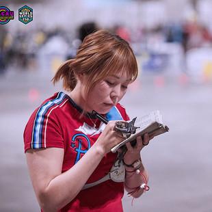 Macau Indoor Archery Open 2019 D3 311ky.