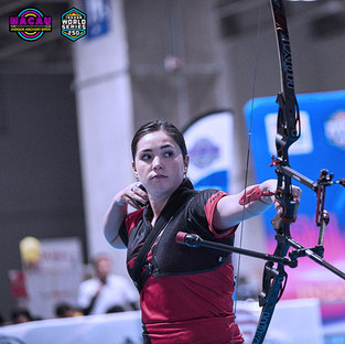 Macau Indoor Archery Open 2019 D4 567ky.