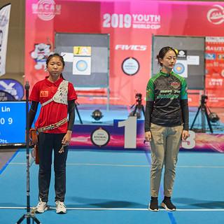 Macau Indoor Archery Open 2019 D3 509ky.