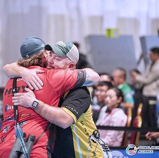 Macau Indoor Archery Open 2019 D4 506ky.