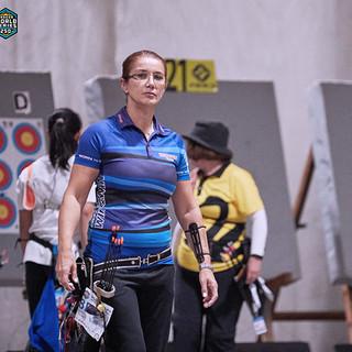 Macau Indoor Archery Open 2019 D3 395ky.