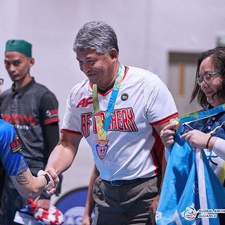 Macau Indoor Archery Open 2019 D2E 413ky