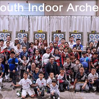 Macau Indoor Archery Open 2019 D3 134ky.