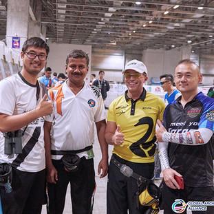 Macau Indoor Archery Open 2019 D1E 113ky