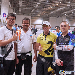 Macau Indoor Archery Open 2019 D1E 113ky