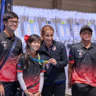 Macau Indoor Archery Open 2019 D3 614ky.