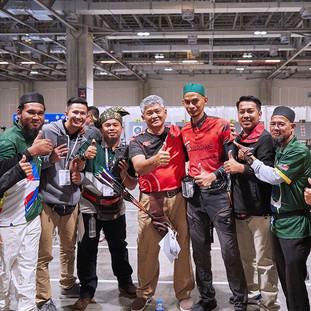 Macau Indoor Archery Open 2019 D1E 248ky