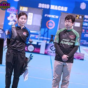 Macau Indoor Archery Open 2019 D2E 204ky