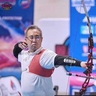 Macau Indoor Archery Open 2019 D2E 113ky
