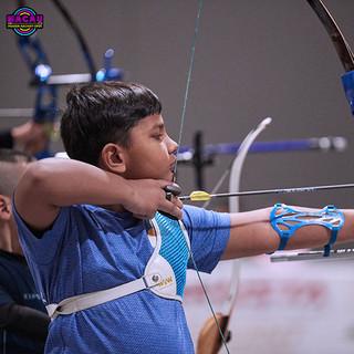 Macau Indoor Archery Open 2019 D3 109ky.