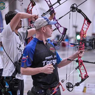 Macau Indoor Archery Open 2019 D3 478ky.