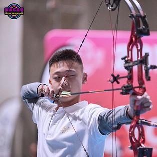 Macau Indoor Archery Open 2019 D4 305ky.