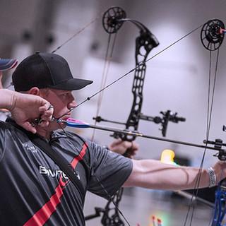 Macau Indoor Archery Open 2019 D3 294ky.