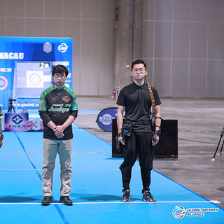 Macau Indoor Archery Open 2019 D2E 358ky