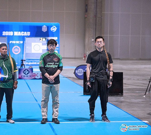 Macau Indoor Archery Open 2019 D2E 358ky