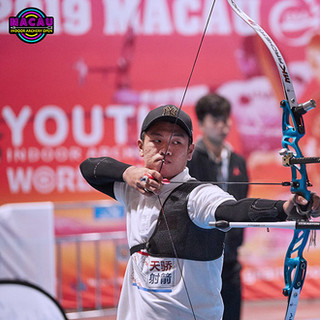Macau Indoor Archery Open 2019 D4 271ky.