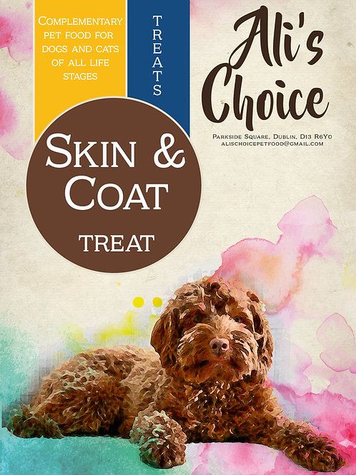 Skin & Coat Treats
