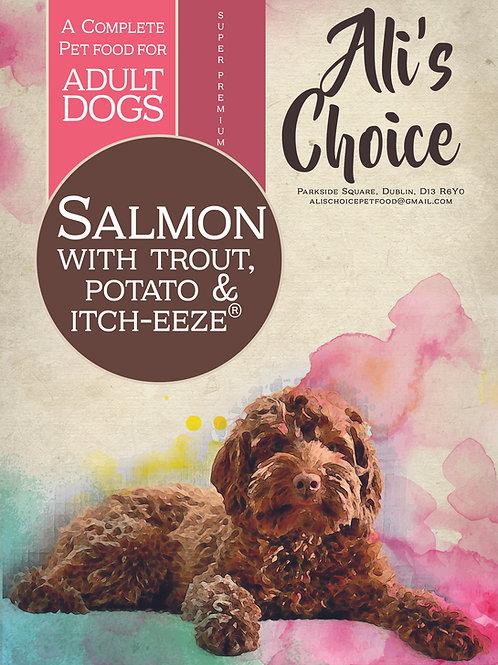 Super Premium Salmon with Trout, Potato & Itch-Eeze