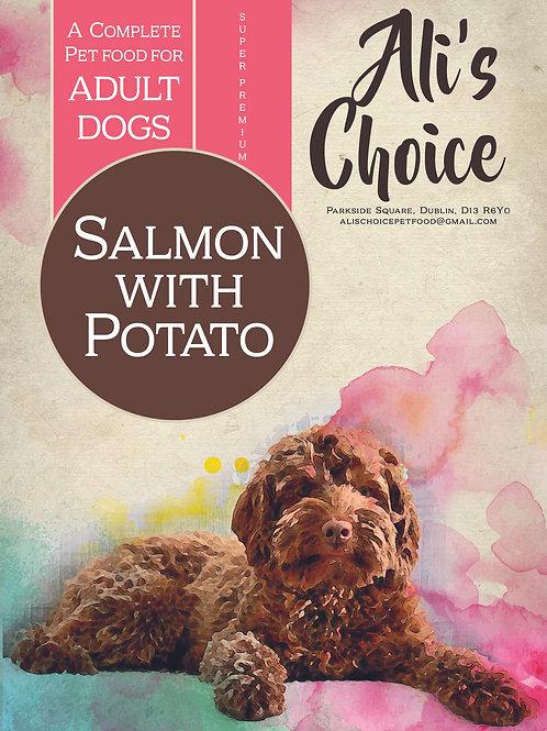 SP Salmon with Potato