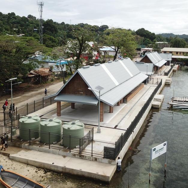 Redevelopment of Gizo Market