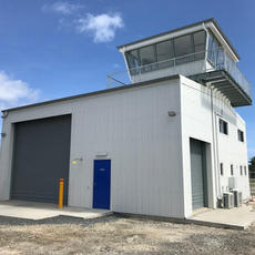 Design and Build of New Flight Service Tower and Vehicle Storage Building