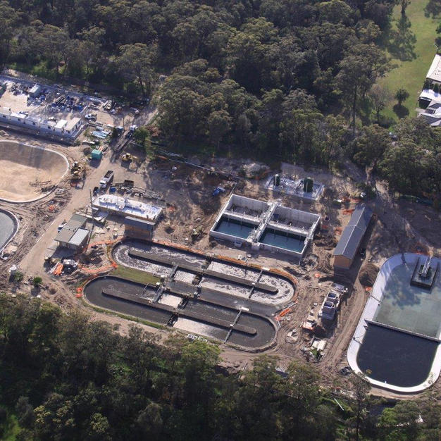 Shoalhaven Heads WWTP Project