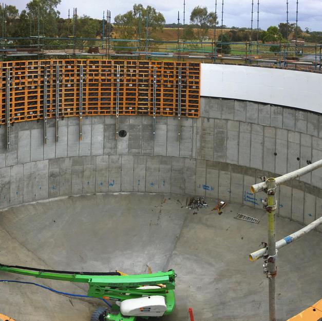 Surbiton Park RWP Biosolids Facility Upgrade